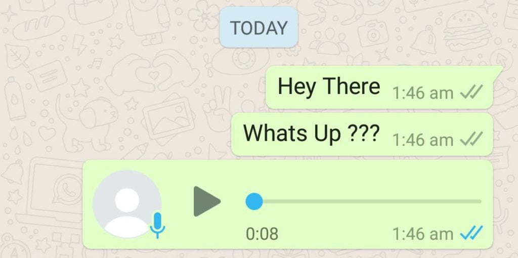How to disable read receipt in WhatsApp - Reading message after disabling read rceipt