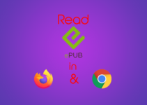 How can you Read ePub eBooks in Firefox and Chrome Browsers?