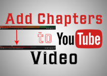 Add chapters to YouTube videos easily for good