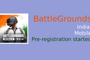 Battlegrounds Mobile India pre-registration started from 18th May – good for gamers