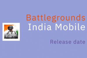 Good news Battlegrounds Mobile India release date