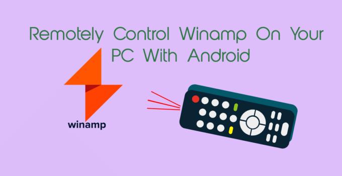 remote control winamp