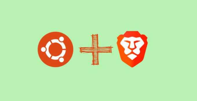 Install Brave Browser on Ubuntu 20.04